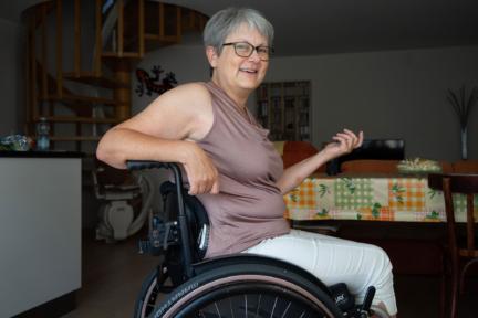 '18 Leben mit Multipler Sklerose